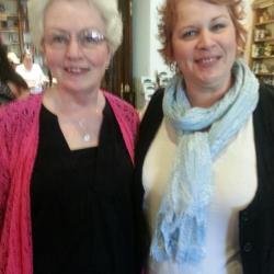 With Sharon Sala