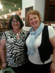 with Alicia Dean