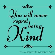 kind regrets