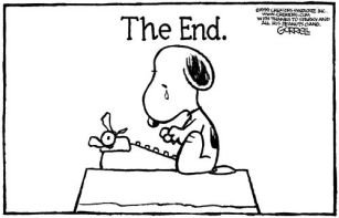 snoopy-the end