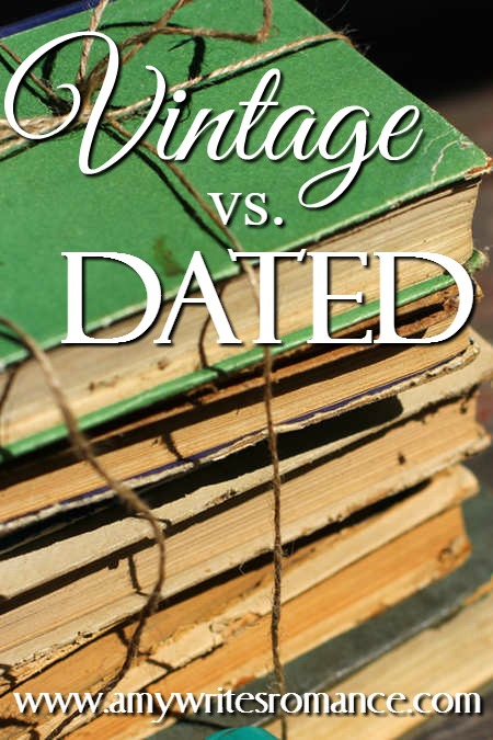 vintage vs dated